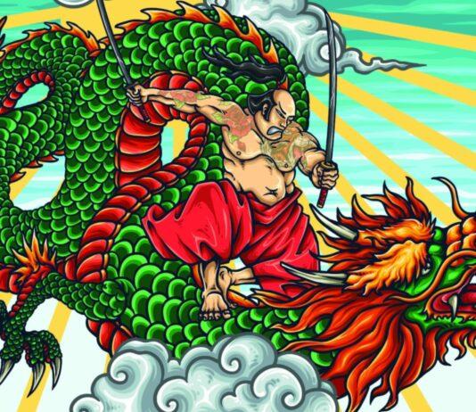 Dioses de la mitología japonesa Las deidades más poderosas