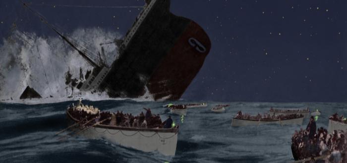 La historia del Titanic y su hundimiento. Toda la verdad..