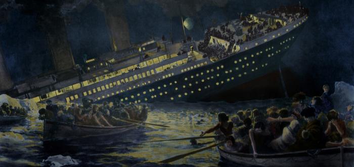 La historia del Titanic y su hundimiento. Toda la verdad.