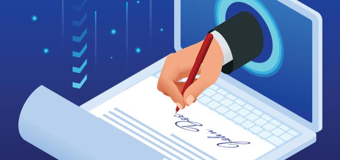 Las ventajas de la firma digital o electrónica..