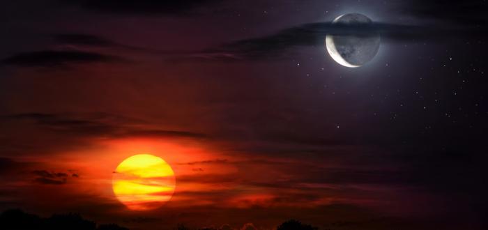 Leyendas japonesas. Leyenda japonesa del sol y la luna