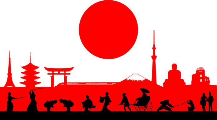 Símbolos Japoneses. Los amuletos de la mitología japonesa
