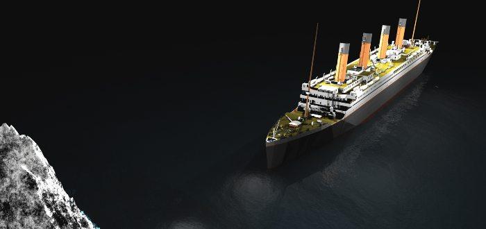 Teorías sobre el hundimiento del Titanic