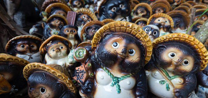 Tipos de dioses de la mitología japonesa