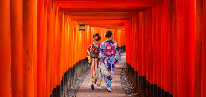 Tipos de leyendas japonesas y mitos
