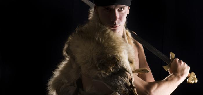 10 Mitos Nórdicos. Berserker, los hombres lobo nórdicos