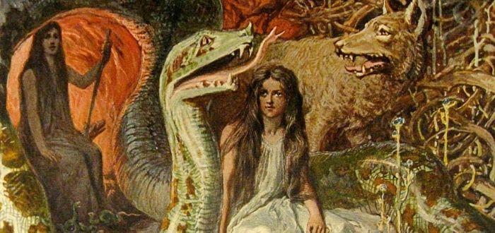 10 Mitos Nórdicos. Hel, la reina de los nueve mundos infernales
