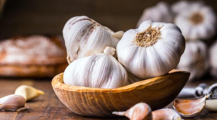 5 propiedades del ajo chino para la circulación y la salud