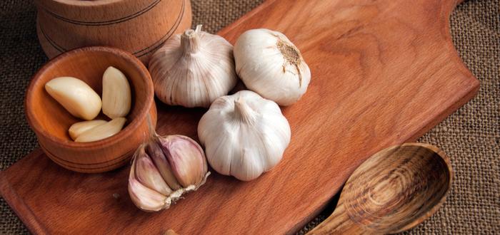 5 propiedades del ajo chino para la circulación y la salud..