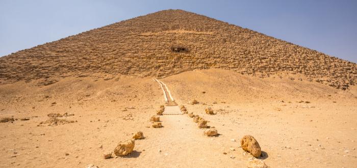 Características de las pirámides de Egipto