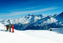 Las Top 3 mejores estaciones de esquí europeas para ir con jet privado