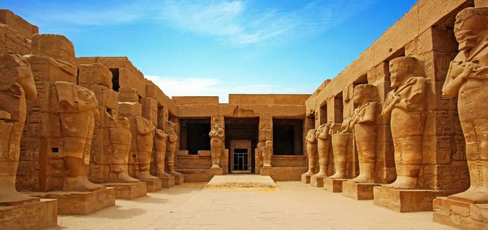 Estructura de las clases sociales en el Antiguo Egipto