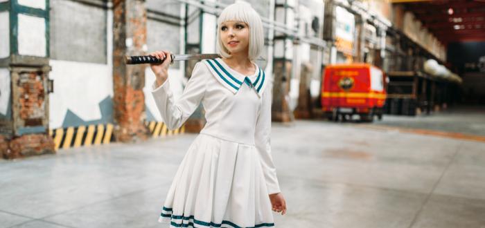 La moda Lolita. Una tribu que triunfa en Japón. Sailor lolita