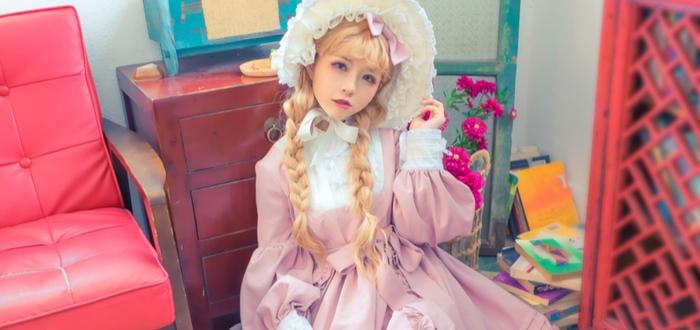 La moda Lolita. Una tribu que triunfa en Japón. Sweet lolita