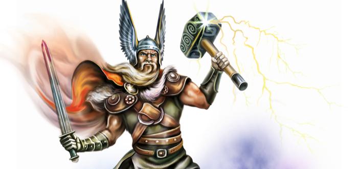 La verdadera historia del dios nórdico Thor