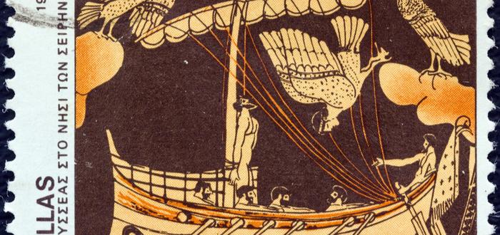 Las sirenas en la mitología griega. La historia de las sirenas en La Odisea