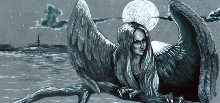 Las sirenas en la mitología griega. Origen de las sirenas