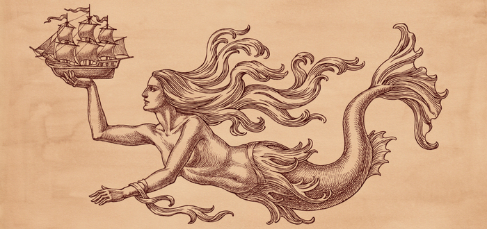 Las sirenas en la mitología griega. Otros mitos de las sirenas