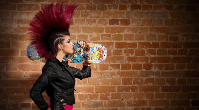 Los Punks Una tribu urbana derivada del rock