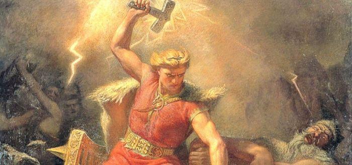 Los poderes de Thor