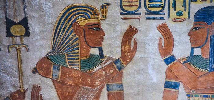 Matrimonio en el Antiguo Egipto