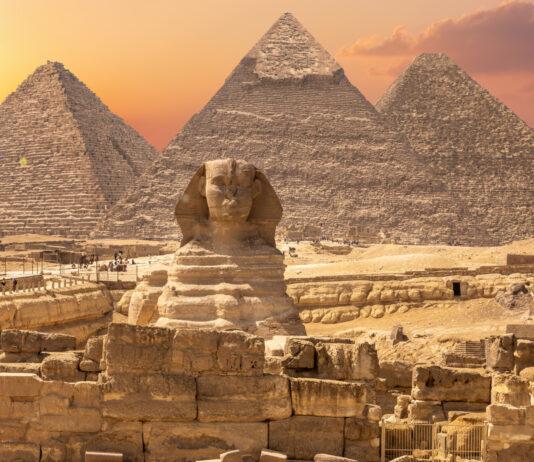 Pirámides de Egipto. Curiosidades, Origen, Historia, Características