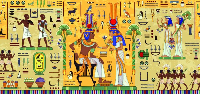 Política del antiguo egipto, el faraón