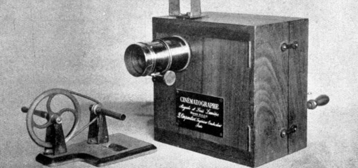3 Inventos de los hermanos Lumière. El Cinematógrafo