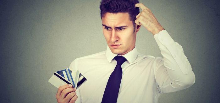 Cuánto pagas de intereses por tu tarjeta de crédito.