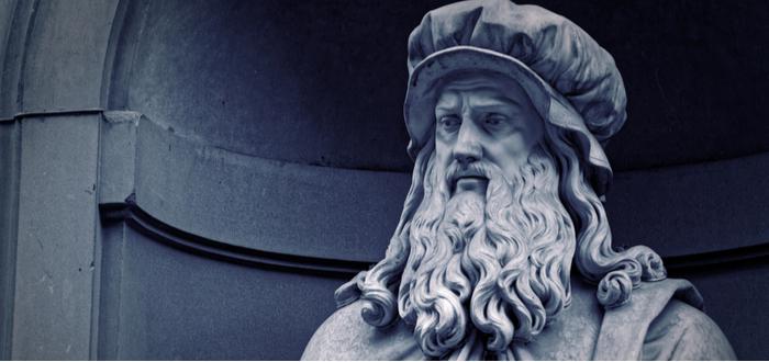 Inventores famosos, Leonardo da Vinci