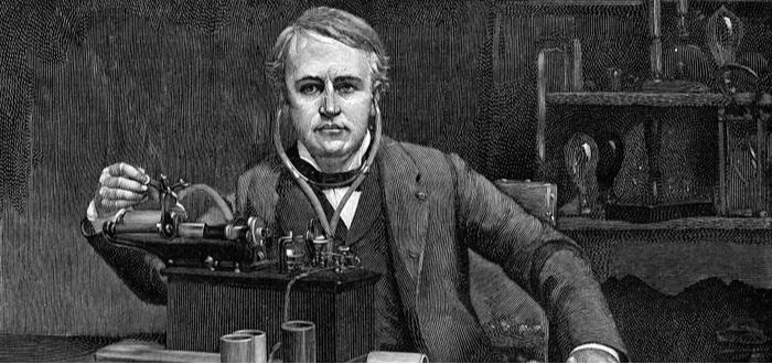 Inventores famosos, Thomas Alva Edison