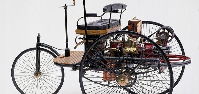 Inventos de la Revolución Industrial. Automóvil