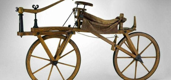 Inventos de la Revolución Industrial. Bicicleta