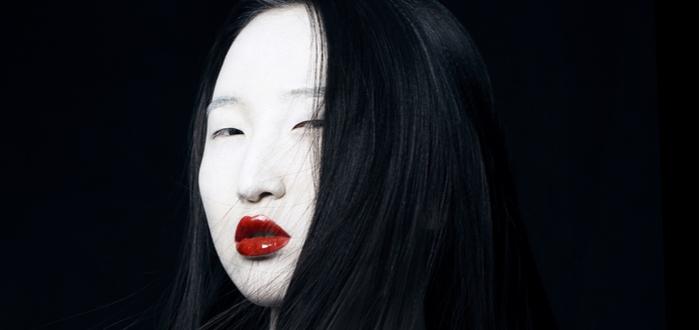 La tribu japonesa shironuri y su origen
