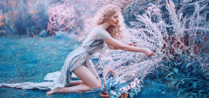 Qué es una ninfa en la mitología