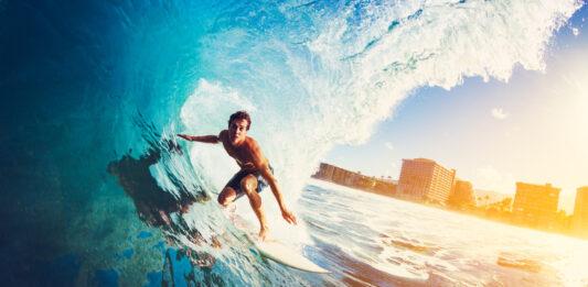 Que hay detrás o cómo es el estilo de vida surfero