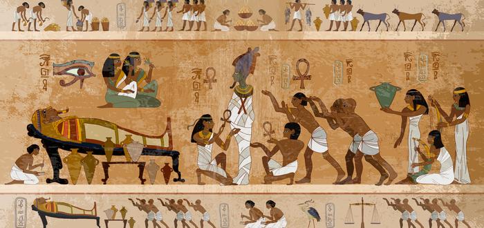 Rituales egipcios