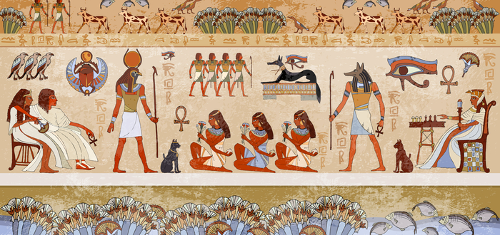 Todo sobre la religión en el Antiguo Egipto