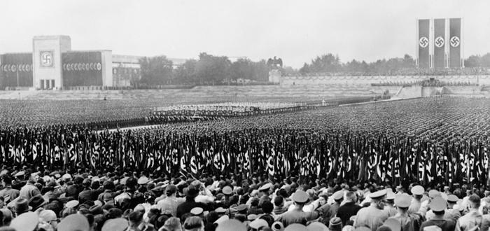 Curiosidades de Hitler, Era un gran orador
