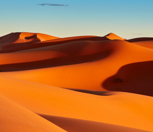 como se convirtio el sahara en un desierto 1