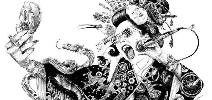 Artistas nipones, Shohei Otomo