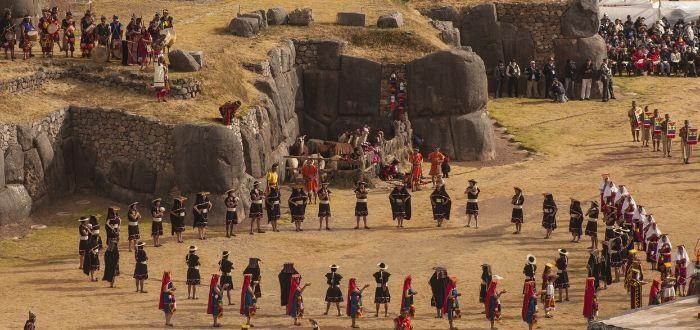 Mensajeros del Imperio Inca