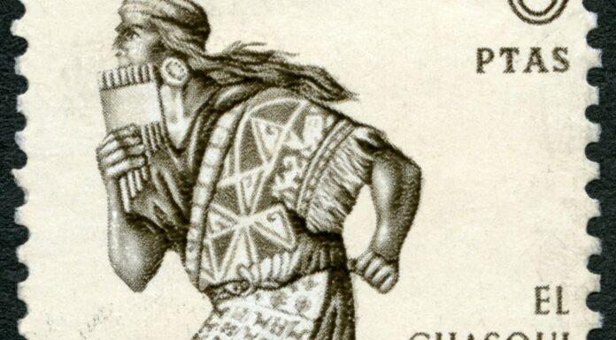 Los Chasquis. Mensajeros del Imperio Inca