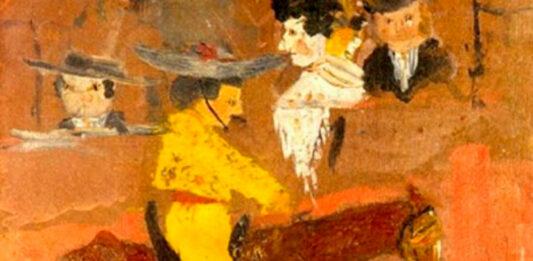 el picador amarillo picasso