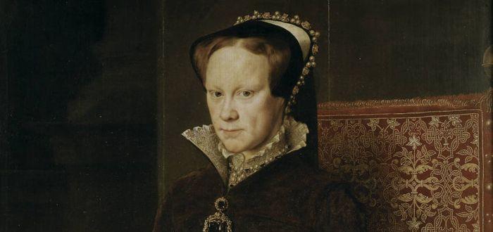 ¿Cómo murió María Tudor?