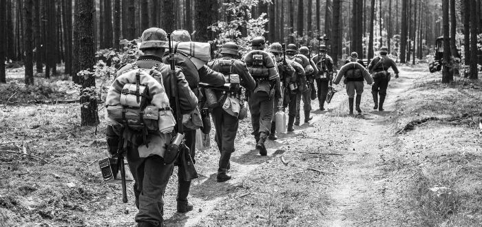 por que se inicio la Segunda Guerra Mundial