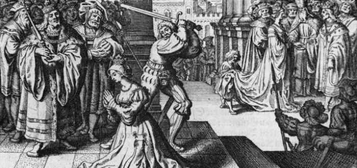 cómo ocurrió la muerte de Ana Bolena