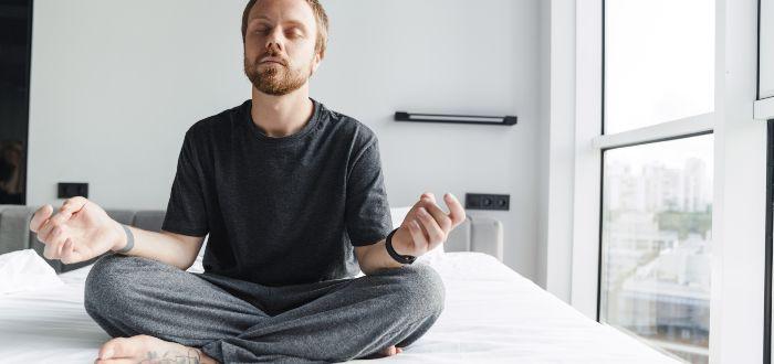 La meditación es una gran opción