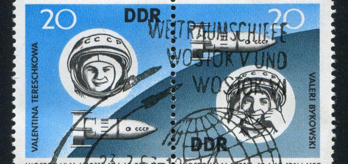 Quién fue la primera mujer en el espacio