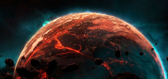 Todo sobre los volcanes de Venus